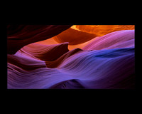Best of Landscape - Stormy Sea (Antelope Slot Canyon)
